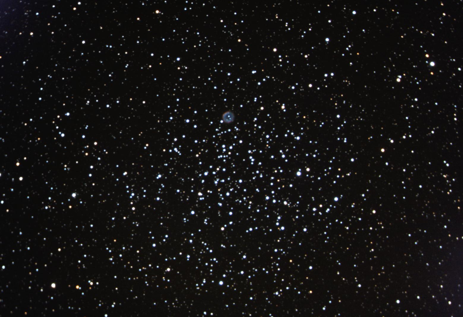 M46 et NGC2438