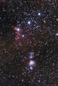 le Baudrier d'Orion