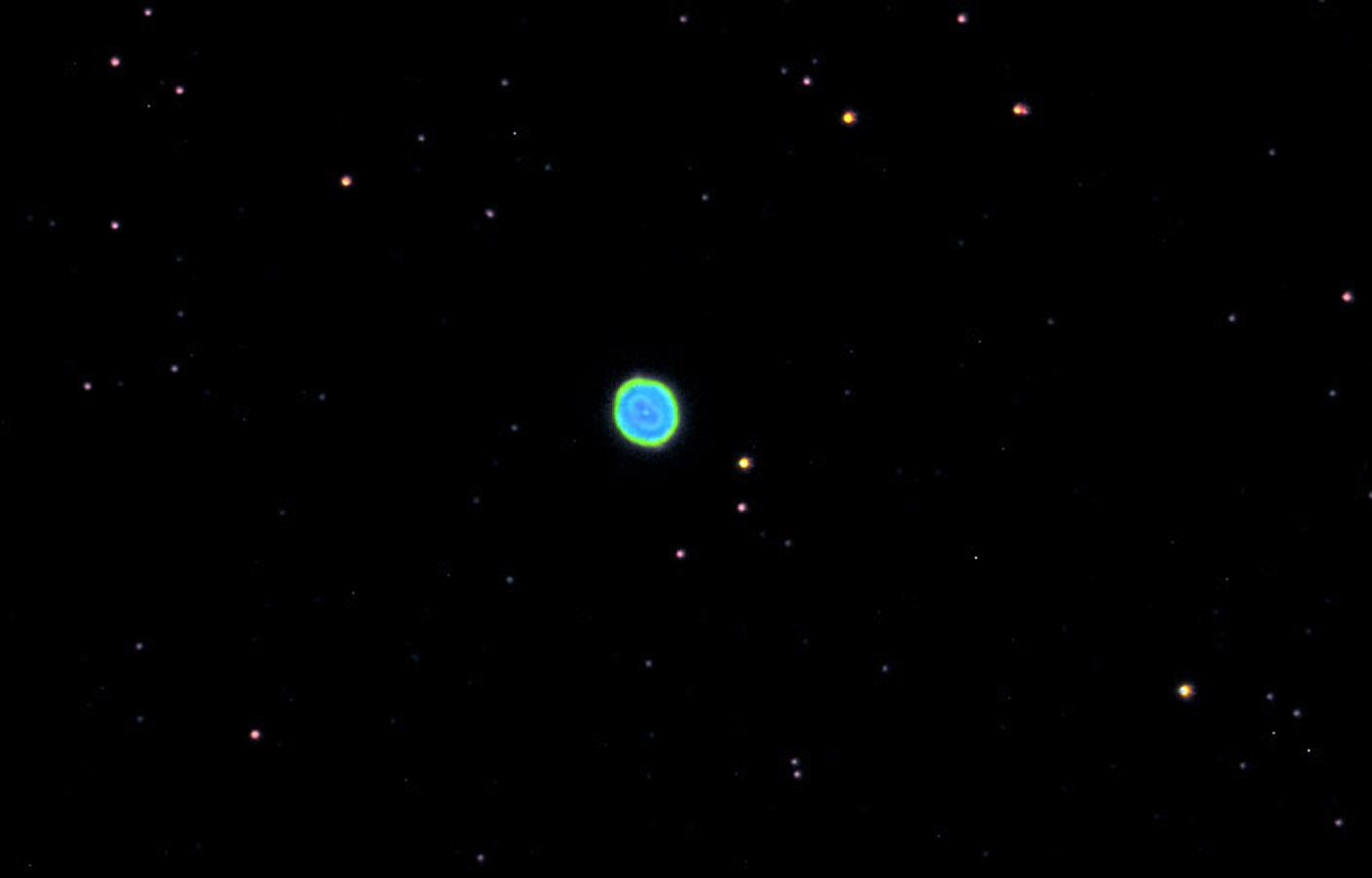 NGC 7662 Little blue snowball