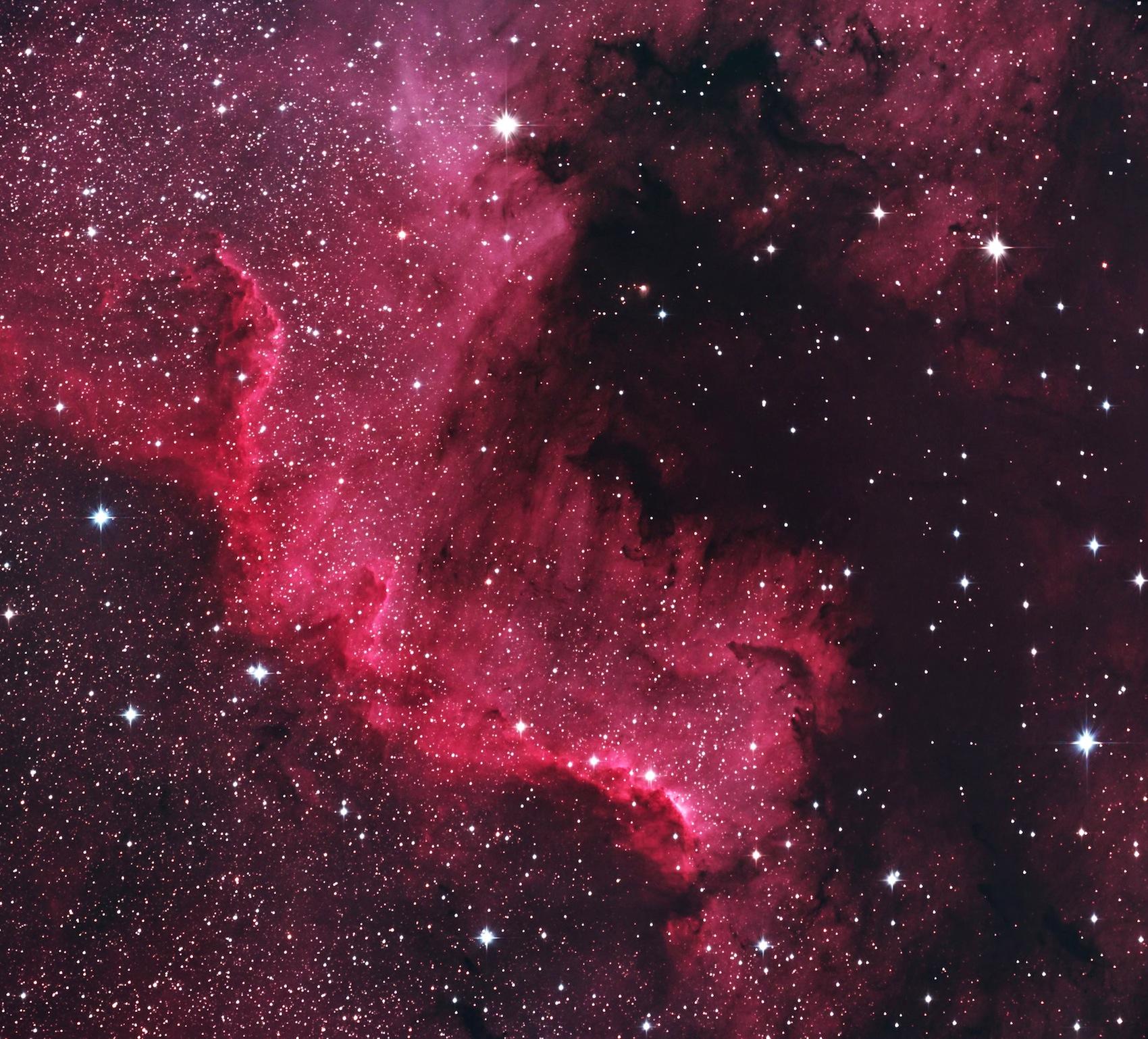 NGC7000-America