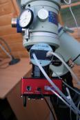 Zoom sur la caméra SBIG 8300