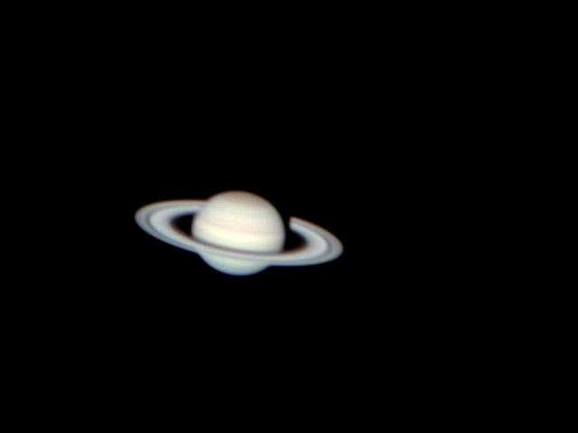 Saturne sarolay le 11avril2007