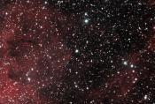 Ju1 Soap Bubble Nebula