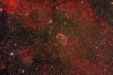 NGC6888 au Canon 300D