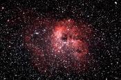 NGC1893 au Canon 350D défiltré