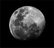 Lune avec Canon 300ED